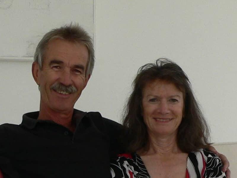 Roelof & Yoka from Tauranga, New Zealand