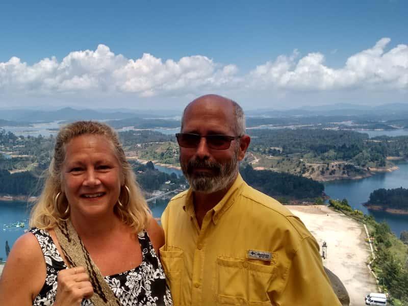 Steven & Brenda from San José, Costa Rica