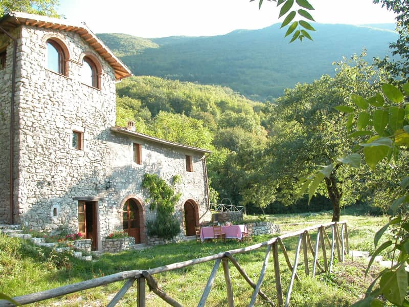 Housesitting assignment in Arrone, Italy