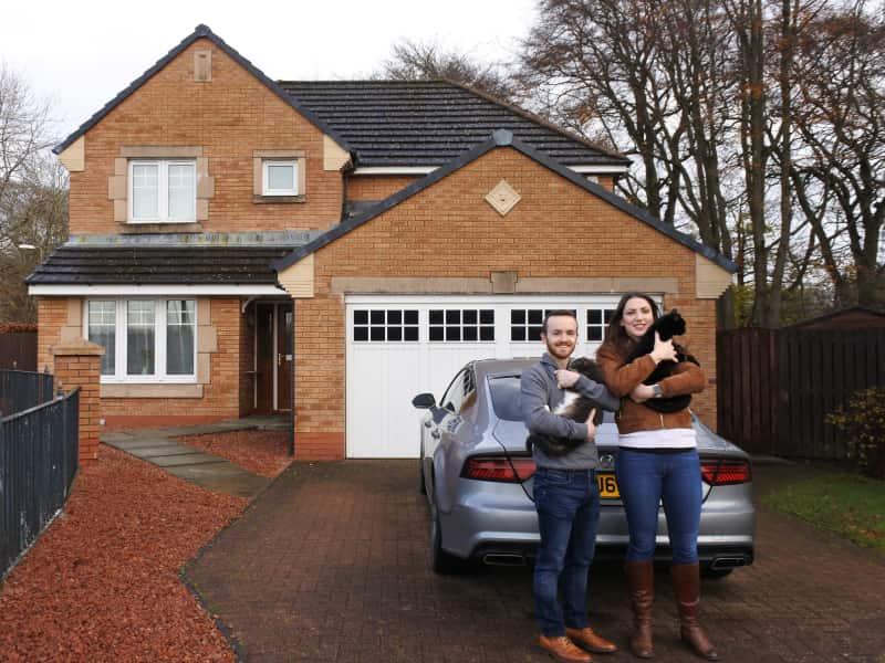 Housesitting assignment in Livingston, United Kingdom