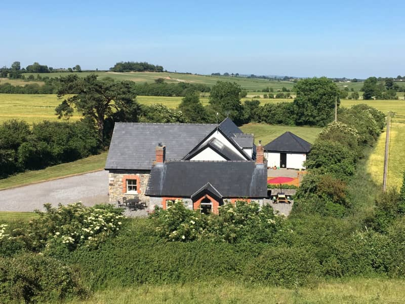 Housesitting assignment in Slane, Ireland