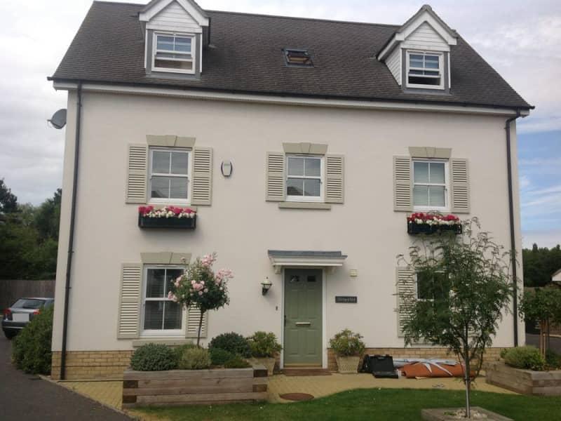 Housesitting assignment in Oakington, United Kingdom