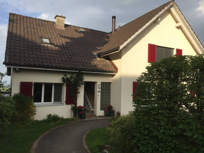 Housesitting assignment in Schönenberg, Switzerland