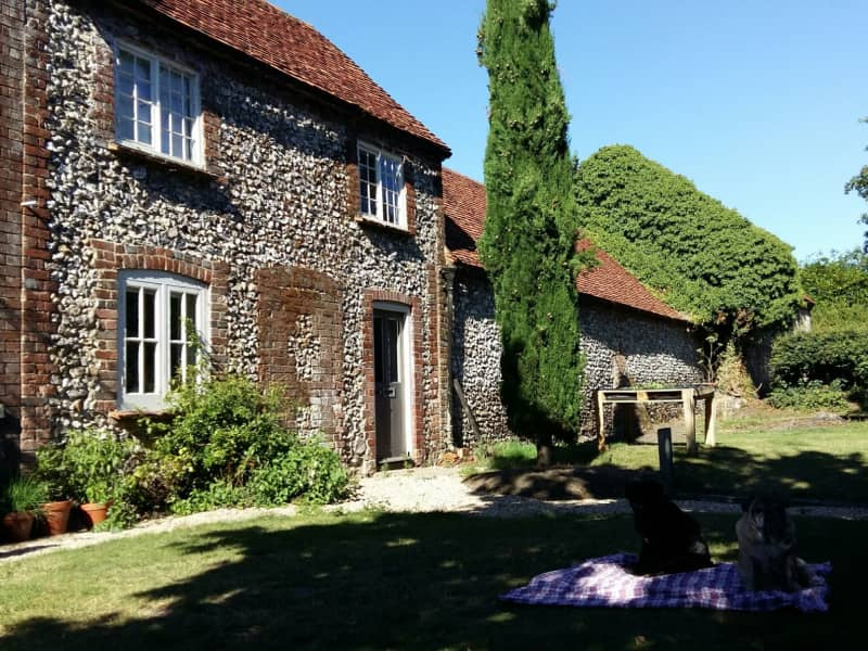 Housesitting assignment in Bradenham, United Kingdom
