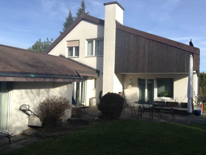 Housesitting assignment in Ebmatingen, Switzerland
