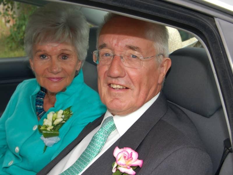 Charles & Johanna from Newmarket, United Kingdom