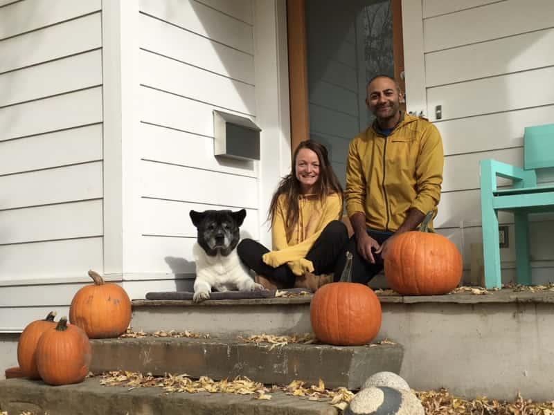 Alexandra & Abinand from Bozeman, Montana, United States