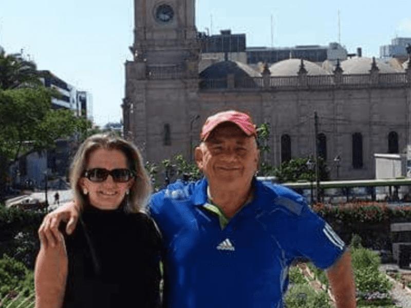 Zaida & Rodolfo from São Paulo, Brazil