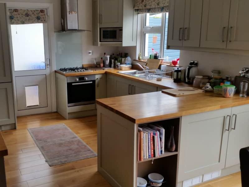 Housesitting assignment in Leixlip, Ireland