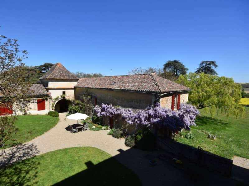 Housesitting assignment in Condom, France