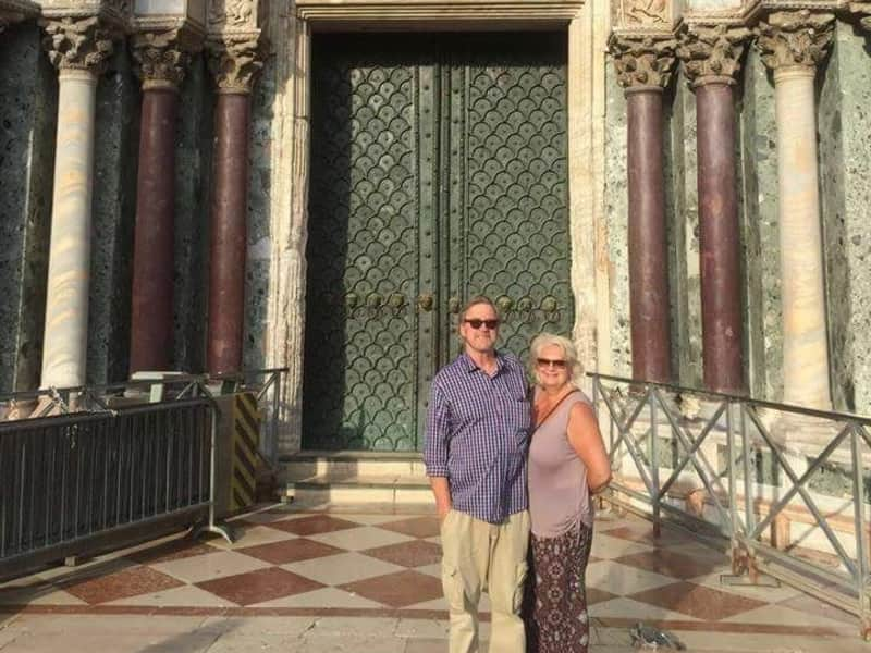 Noeline & Cival from Lund, Sweden
