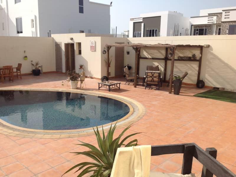 Housesitting assignment in Madīnat Ḩamad, Bahrain