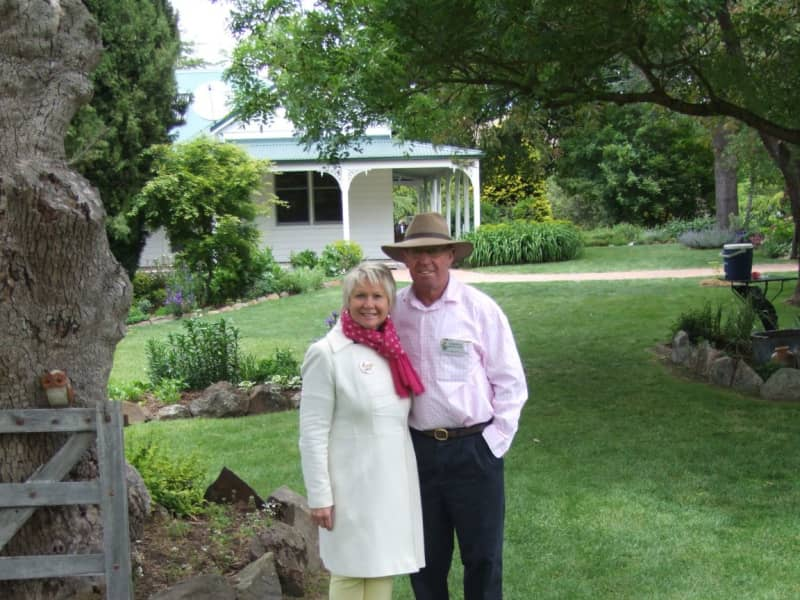 Jacki & Warwick from Walcha, New South Wales, Australia