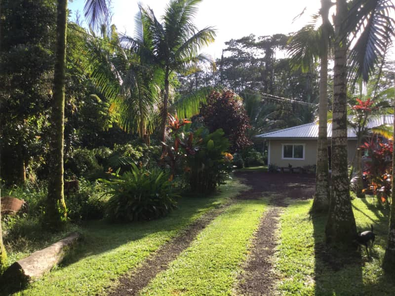 Housesitting assignment in Pāhoa, Hawaii, United States