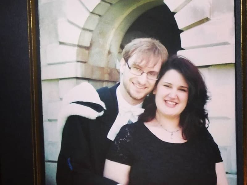 Ashley & Benjamin from Leeds, United Kingdom