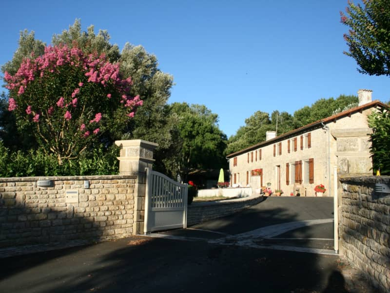 Housesitting assignment in Melle, France