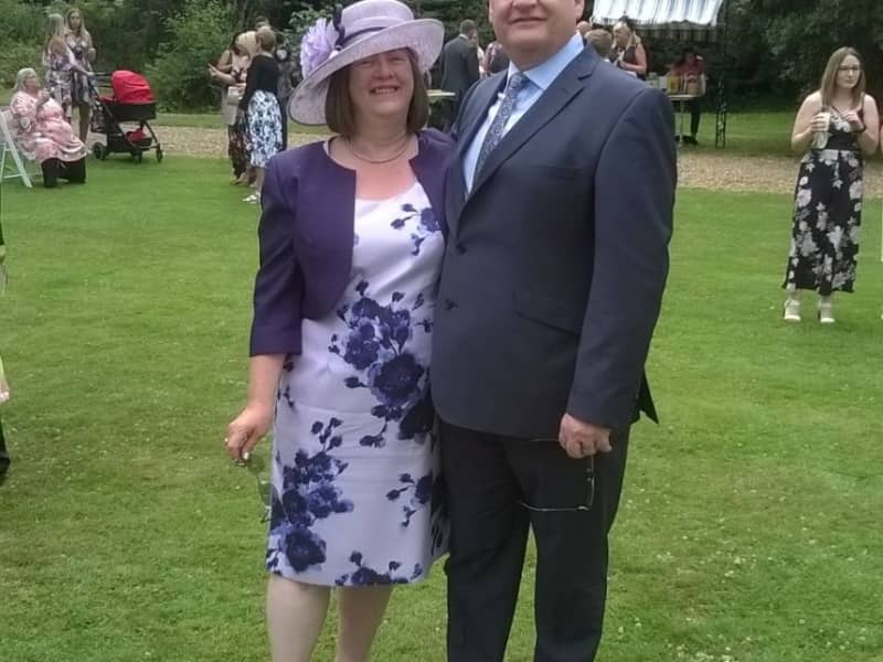 Sharon & Mick from King's Lynn, United Kingdom