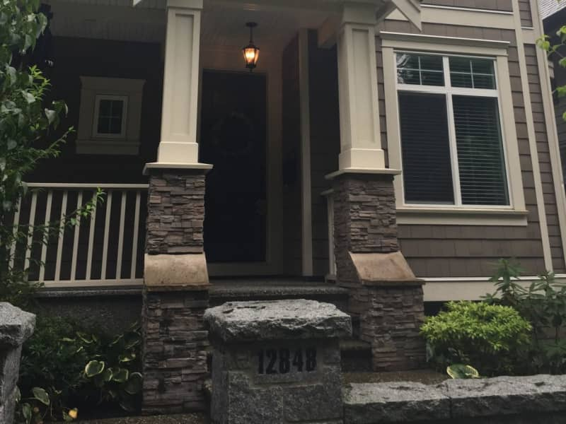 Housesitting assignment in White Rock, British Columbia, Canada