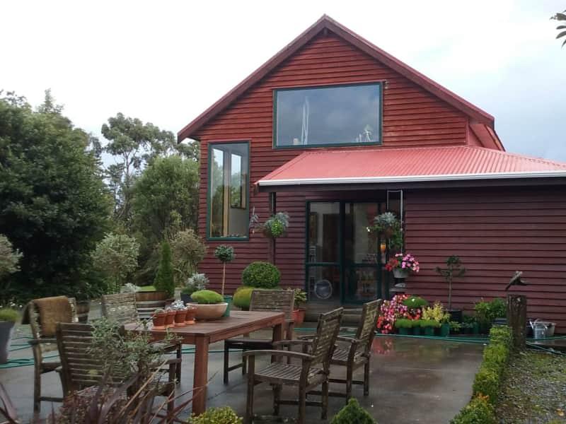 Housesitting assignment in Hokitika, New Zealand