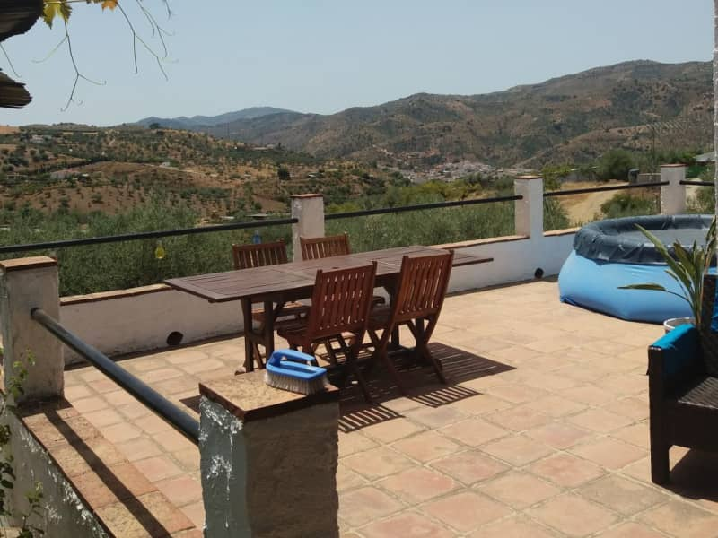Housesitting assignment in Ríogordo, Spain