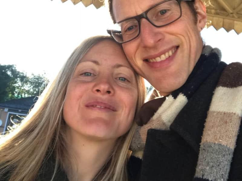 James & Madelanne from Totnes, United Kingdom