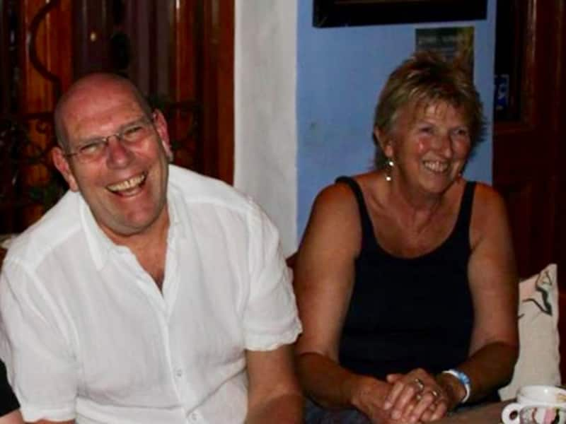 Marcus & susan & Susan from Bath, United Kingdom