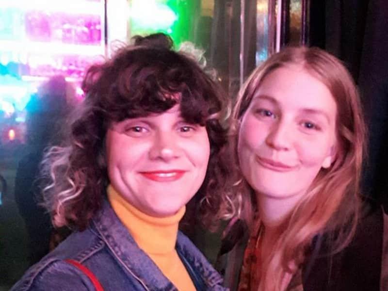 Danika & Cheryl from Halifax, Nova Scotia, Canada