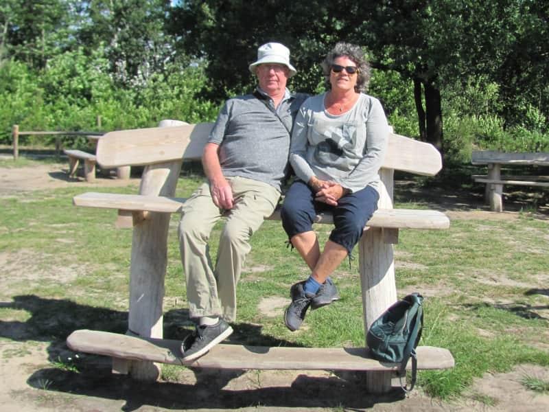 Marinus & Annalies from Rosmalen, Netherlands