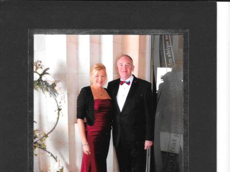 Pamela & John from Farnham, United Kingdom