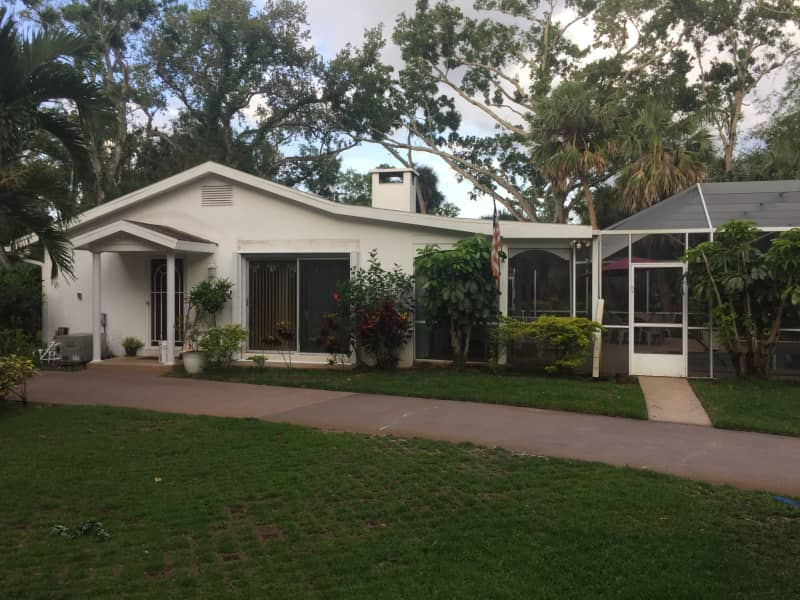 Housesitting assignment in Vero Beach, Florida, United States