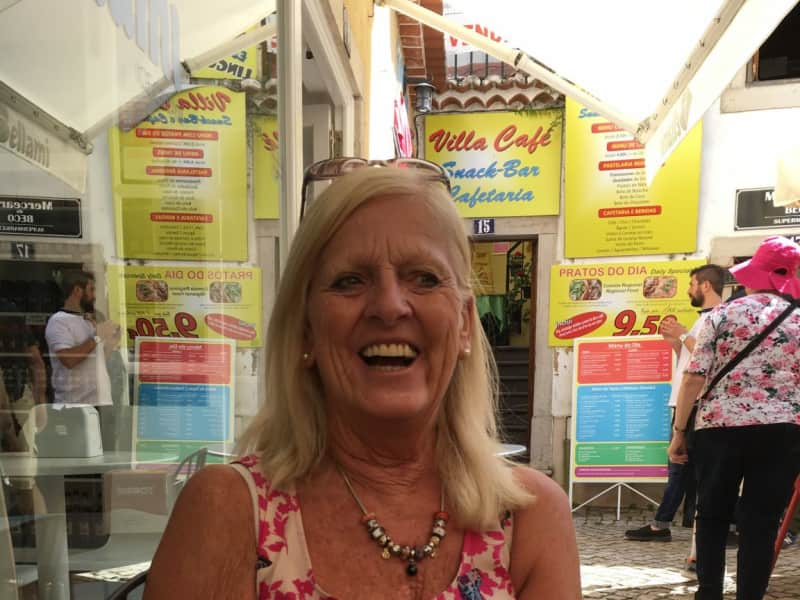 Glynis from Tadley, United Kingdom