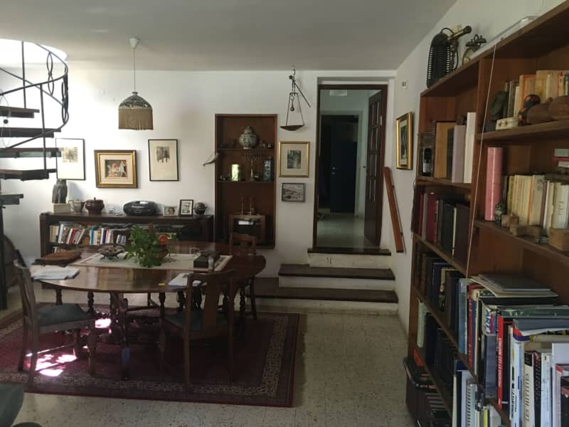 Housesitting assignment in Reẖovot, Israel