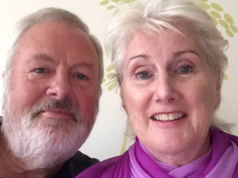 Mags & Russ from Mountnessing, United Kingdom