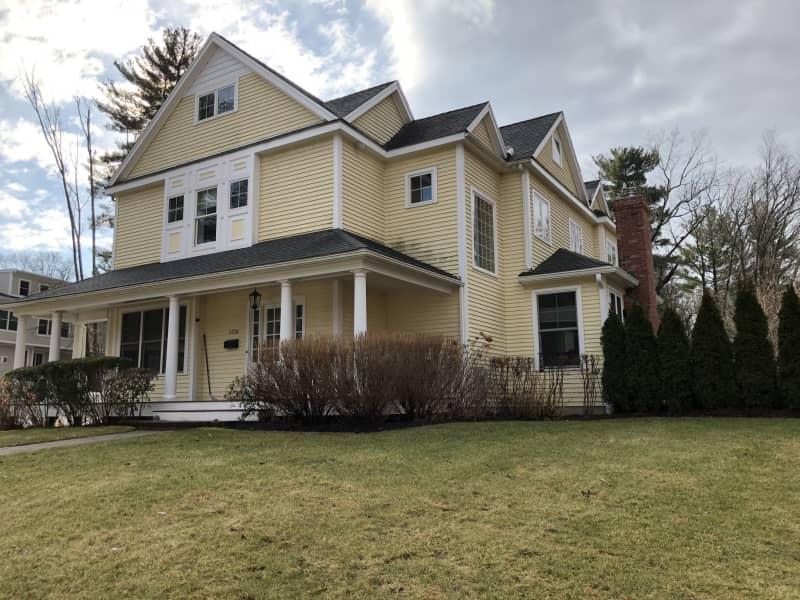 Housesitting assignment in Needham, Massachusetts, United States