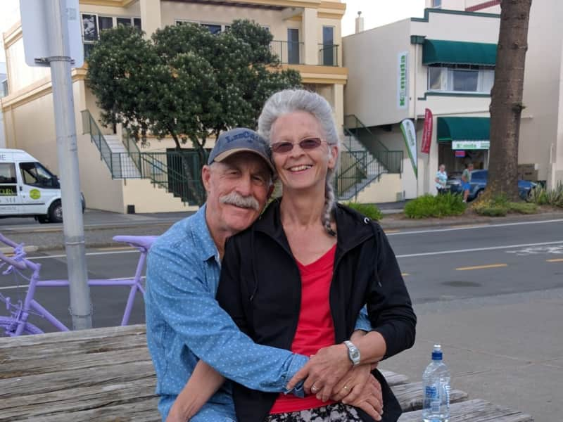 Bruce & Val from Gladstone, Queensland, Australia