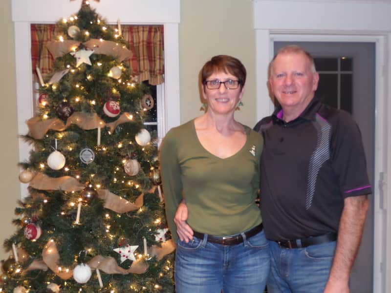 Doug & Wanda from Kingston, Nova Scotia, Canada