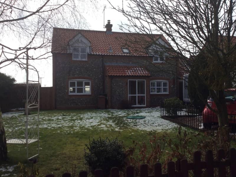 Housesitting assignment in Sheringham, United Kingdom