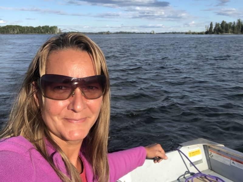 Shauna from La Ronge, Saskatchewan, Canada