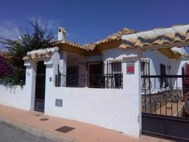 Housesitting assignment in Arboleas, Spain