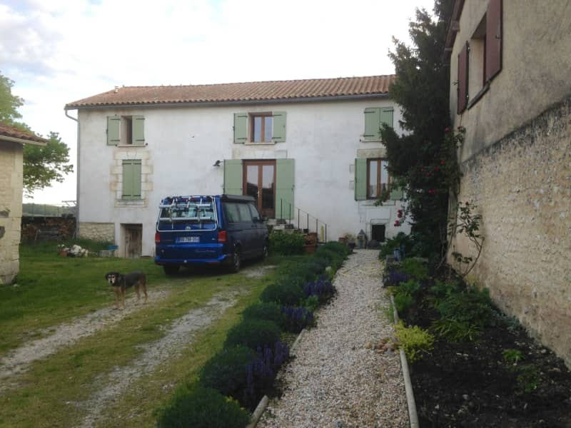 Housesitting assignment in Chalais, France