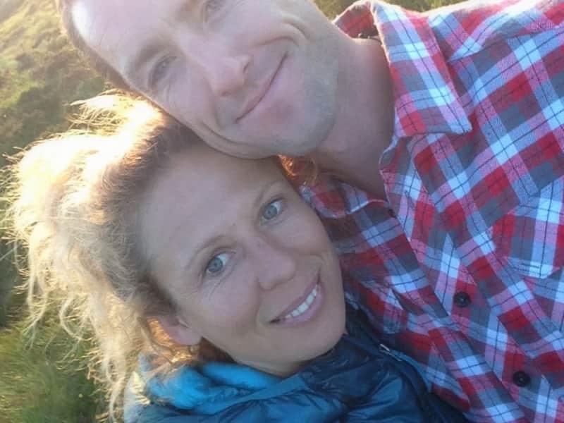 Sarah & Gareth wyn from Llanberis, United Kingdom