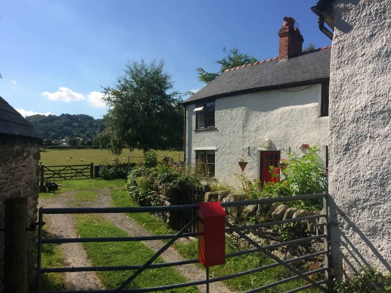 Housesitting assignment in Llansantffraid Glyn Ceiriog, United Kingdom