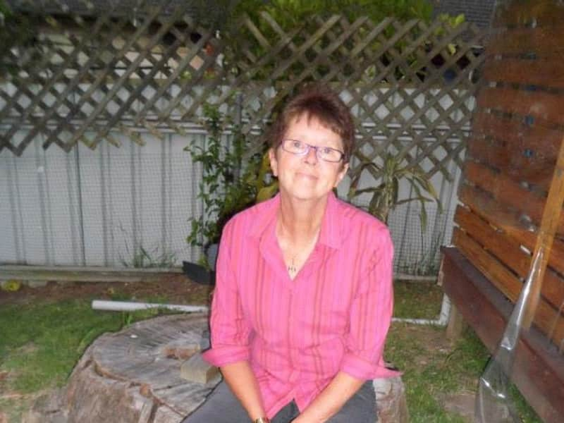 Michele from Newcastle, New South Wales, Australia