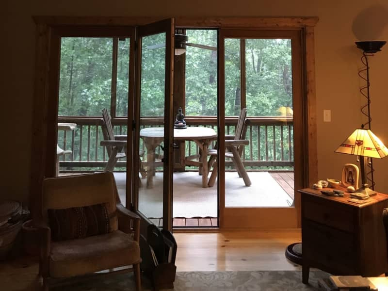 Housesitting assignment in Brevard, North Carolina, United States