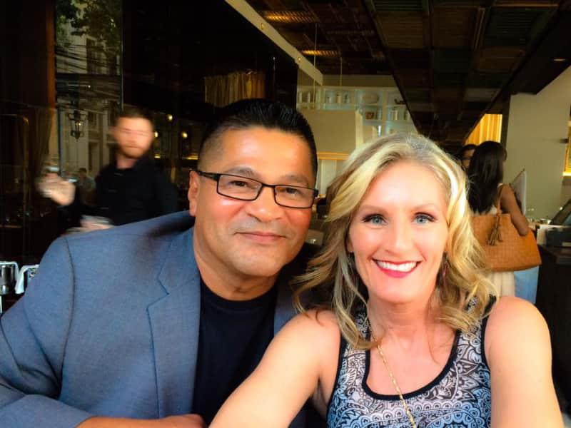 Raul & Lisa from Yuba City, California, United States