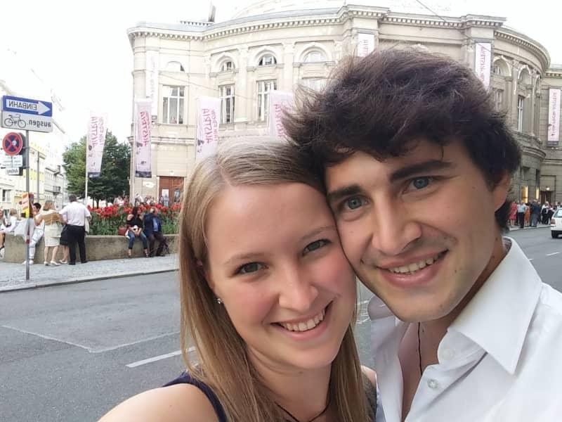 Kerstin & Simon from Burghausen, Germany
