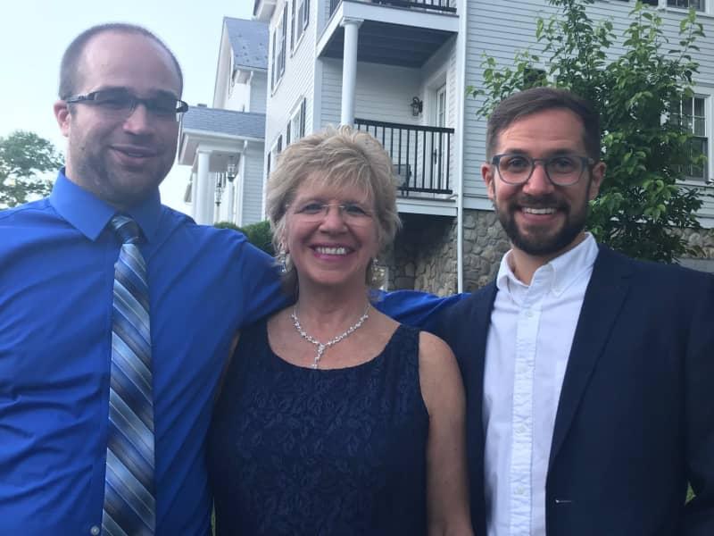 Deborah & My son: alex from Hartford, Connecticut, United States