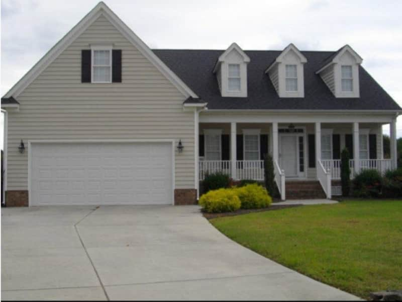 Housesitting assignment in Wilson, North Carolina, United States