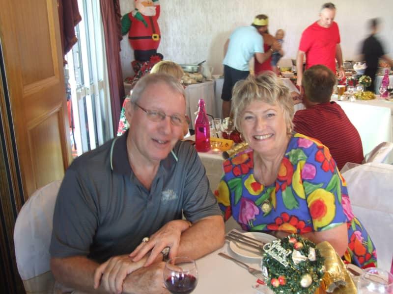 Anne & Peter from Townsville, Queensland, Australia