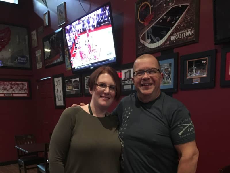 Debbie & Bill from Waterford, Michigan, United States
